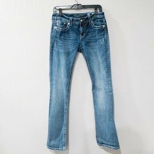 Miss Me Boot Cut Jeans Embellished JP5888B Women's
